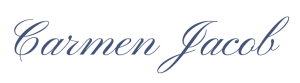 Carmen Jacob signature