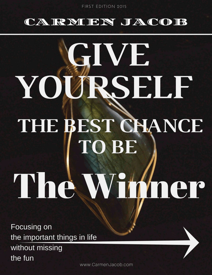 Give Yourself the Best Chance to be The Winner